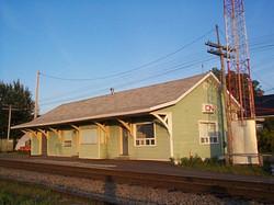 La gare de nos jours