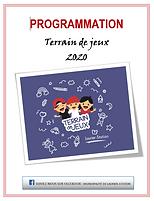 Capture programmation TDJ 2020.PNG