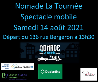 Capture d'écran Nomade La tournée site web.png