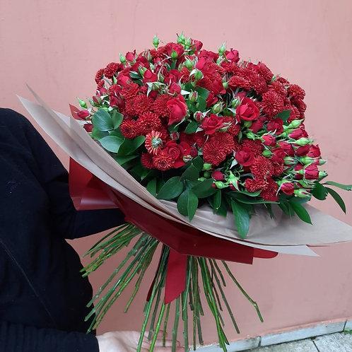 Buquê de Flores - Gigante
