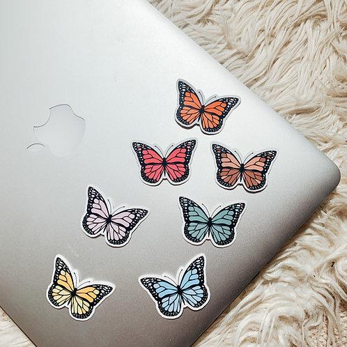 Butterfly Sticker Pack