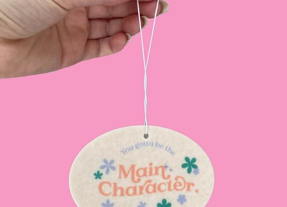 Main Character Air Freshener