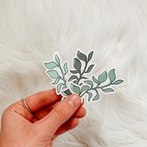 Sketched Leaf Pack