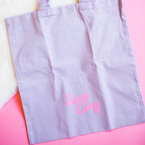 Stay Cozy Reusable Bag