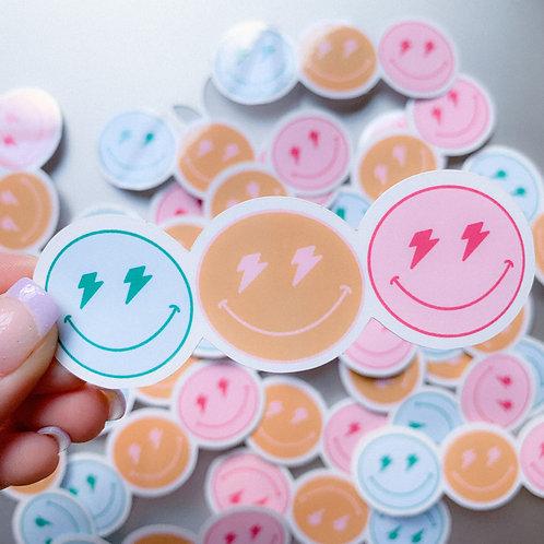 Smiley Pals Sticker