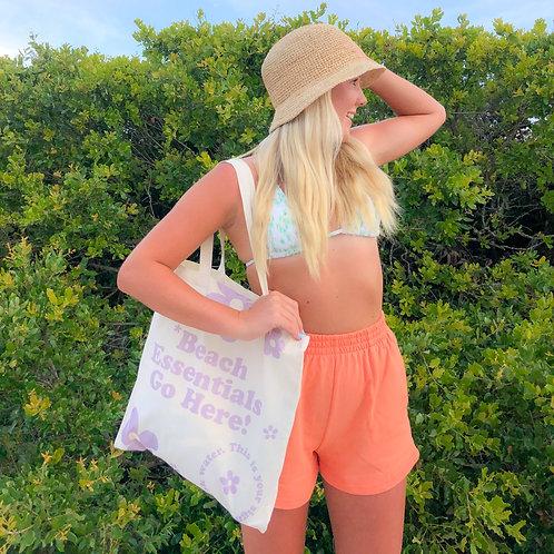 Beach Essentials Tote