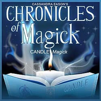 CHRONICLES OF MAGICK CANDLE MAGICK