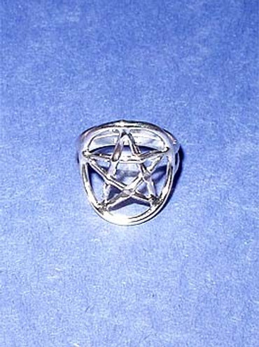 PAGAN PENTAGRAM RING