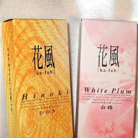 White Plum Stick Incense