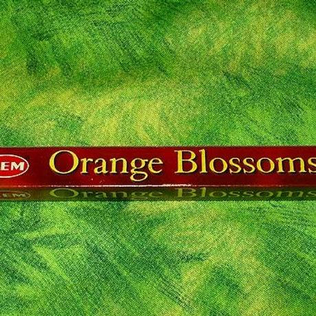Orange Blossom Stick Incense
