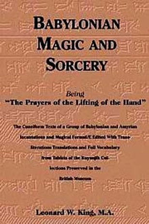 Babylonian Magic and Sorcery