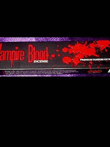 Vampire Blood Stick Incense