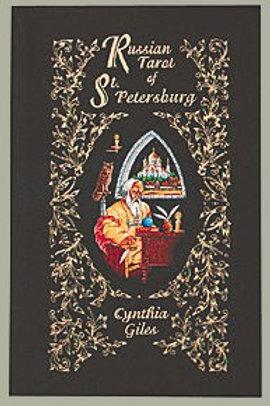 St. Petersburg Tarot Book