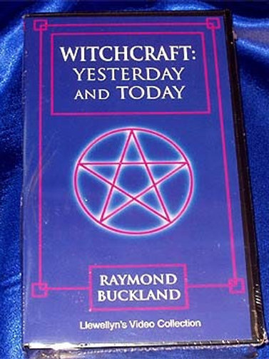 WITCHCRAFT: YESTERDAY AND TODAY