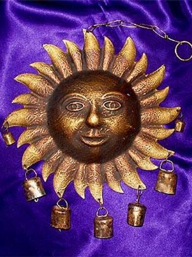 WIND CHIME-SUN FACE