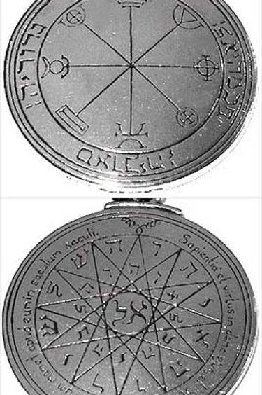 Double Mercury Amulet