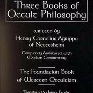 Agrippa's Three Books of Occult Philosophy
