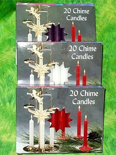 Mini Taper Candles- 20