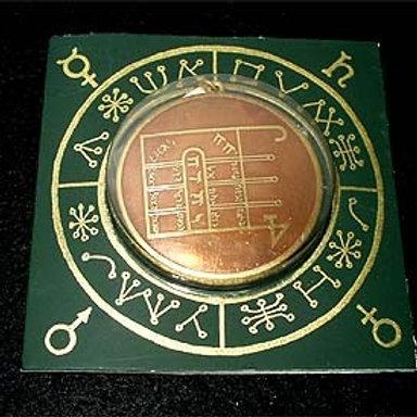 Solomon Seal Amulet II