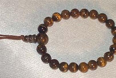 Tiger-Eye Power Bracelet