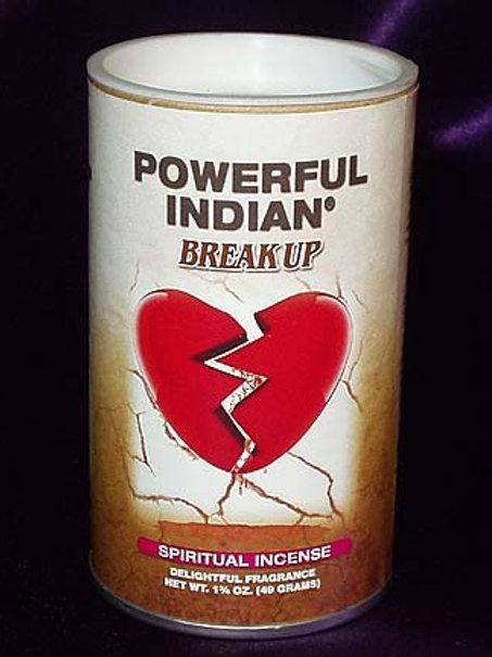 BREAK UP INCENSE