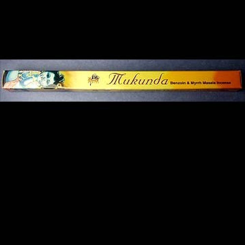 Mukunda Stick Incense