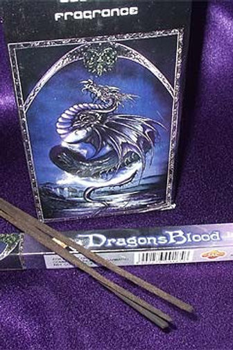 Dragon's Blood Incense