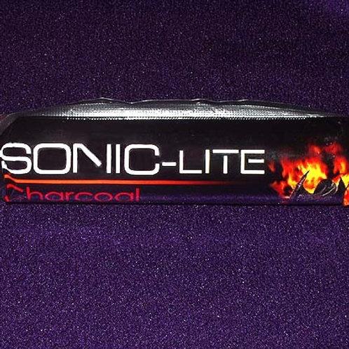 Sonic Charcoal Single Roll - 33mm