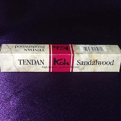 SANDALWOOD - TENDAN