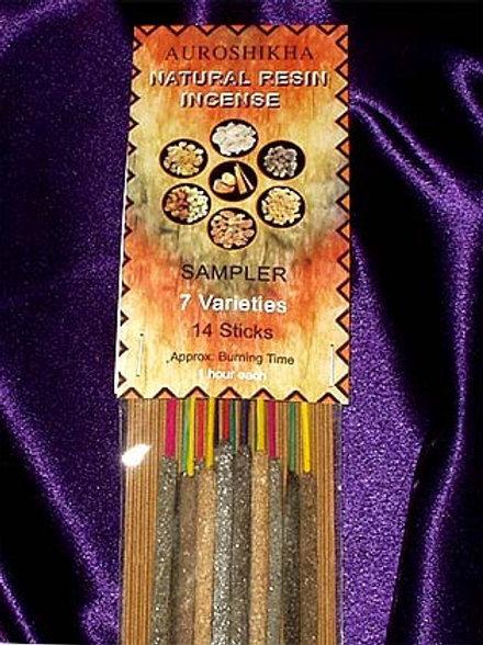 Natural Resin Stick Incense