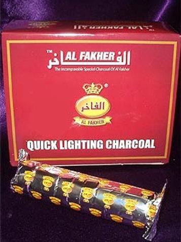Al-Fakher Charcoal 40mm Single Roll