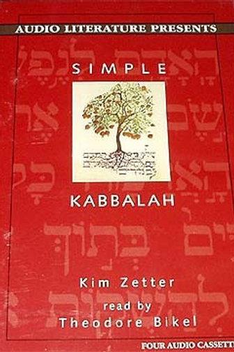 Simple Kabbalah Audio Book