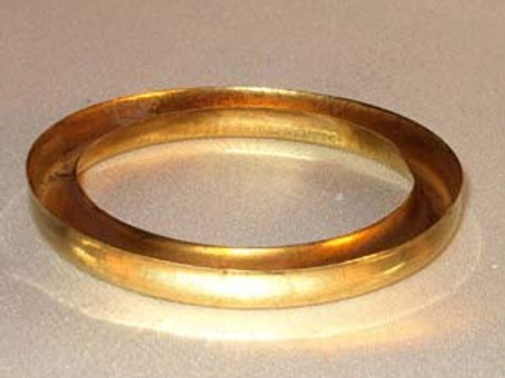 Brass Aroma Ring