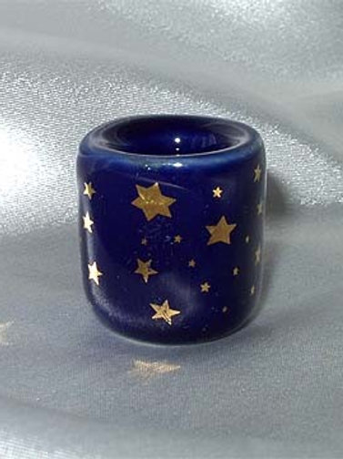 Starry Night Candle Holder