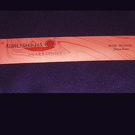 Auroshikha Rose Stick Incense
