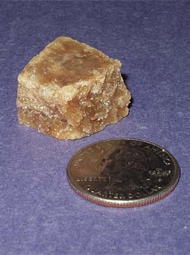 Solid Amber Resin Incense 5 gm
