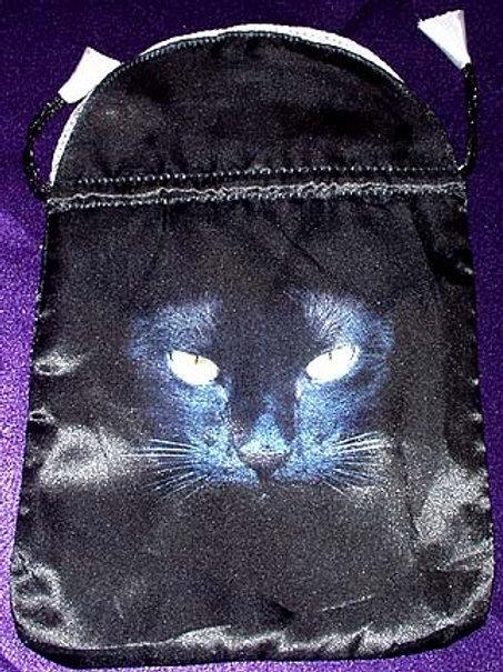 Tarot Bag - Black Cat