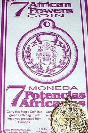 7 African Powers Talisman