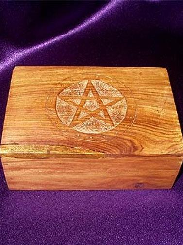 PENTAGRAM BOX IV