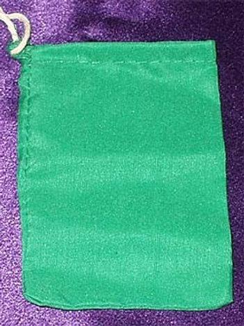 BAG - GREEN POUCH