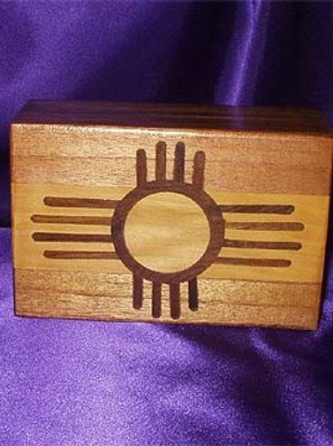 ZUNI WOOD BOX