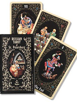 Russian Tarot of St. Petersburg