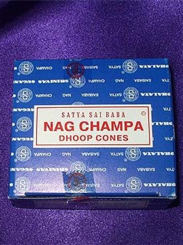 Nag Champa Cone Incense