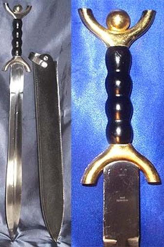 ATHAME - CELTIC SWORD