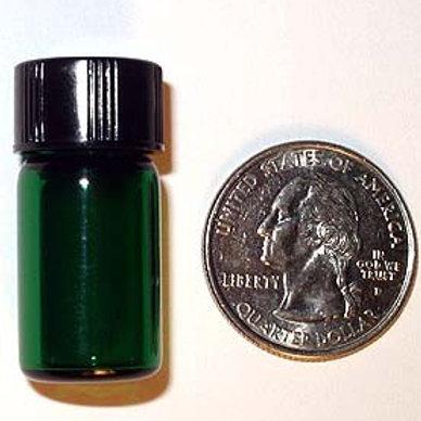 Vials - Green 5/8 Dram