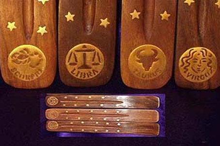 Astrological Incense Burner