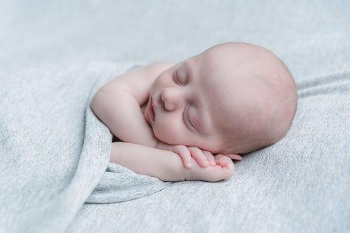 Bonarius fotografie geposeerde baby fotografie