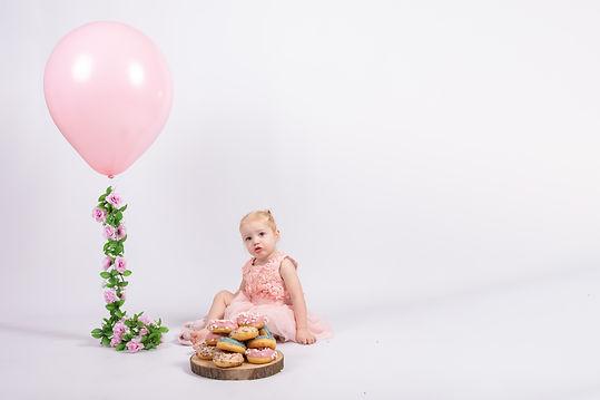 Cakesmash Verjaardag shoot