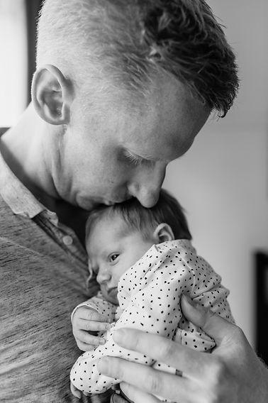 Bonarius fotografie newbornshoot