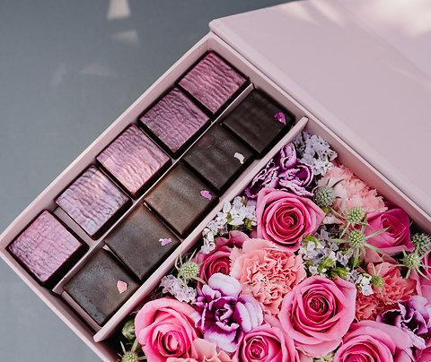 Botanical Chocolate - Rose Botanique